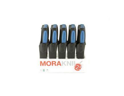 "Morakniv Pro S Fixed Blade Knives SS 3.6"" Blade, Black/Blue - M-12242"