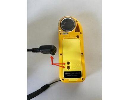"Kestrel USB Data Transfer Cable for Kestrel 5000, 5100, 5200, 5400, 5500, 5700 Series and Applied Ballistic Kestrel Meters, 54"" L - 0785"