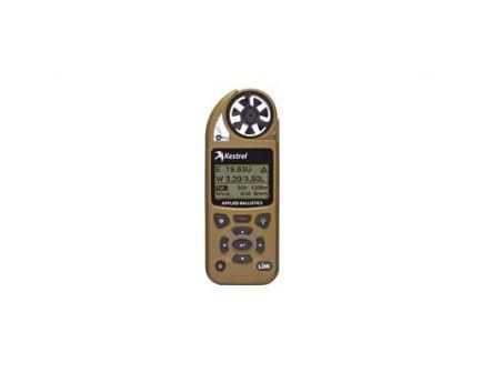 Kestrel Elite Weather Meter With Applied Ballistics, Flat Dark Earth - 0857ALFDE