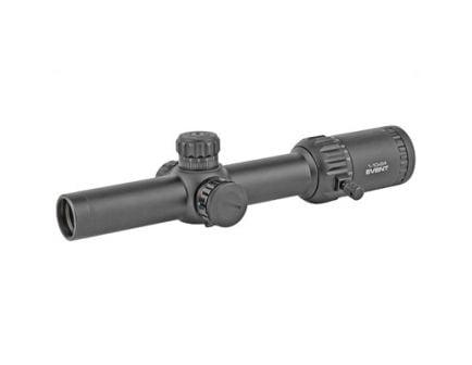Konus KonusPro Event 1-10x24 Illuminated Circle Dot 30mm Rifle Scope, Black - 7183