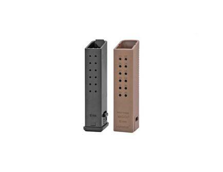 KRISS USA +18 10mm Magazine Extension Fits Kriss Vector, FDE, 3/Pack - KVA-MX2K10FD01