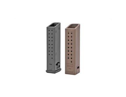 KRISS USA +23 9mm Mag Extension Fits Kriss Vector, Flat Dark Earth, 3/Pack - KVA-MX2K90FD01