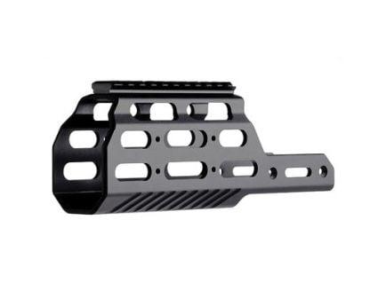 KRISS USA Receiver Extension Kit w/ Picatinny Side Rail Kit Fits GEN II CRB, Black - KVA-VMRBK01