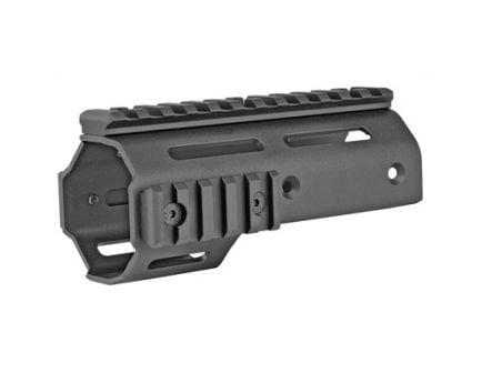 KRISS USA Picatinny Side Rail Kit & Mounting Hardware, Black - Kit KVA-VMRBK07