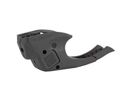LaserMax CenterFire Green Laser For Ruger LC9/LC380/LC9S, Black - GS-LC9S-G