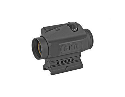 Lucid Optics HDX 3MOA Red Dot w/ M5 Reticle Fits Picatinny, Matte Black - L-HDX