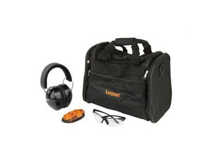 Lyman Pistol Shooting Range Kit With Ear And Eye Protection - 7837820