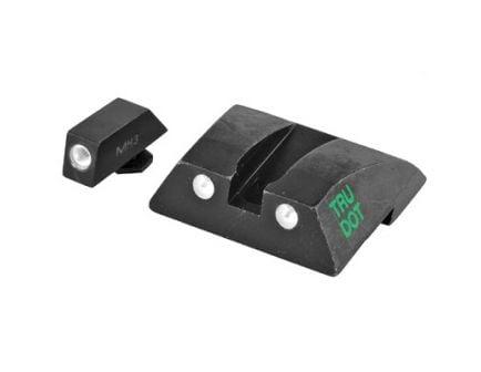 Meprolight Tru-Dot Sight Fits S&W Sigma, Green/Green - 0127403101