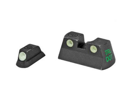 Meprolight Tru-Dot Sight Fits CZ P-01, Green/Green - 0177753101