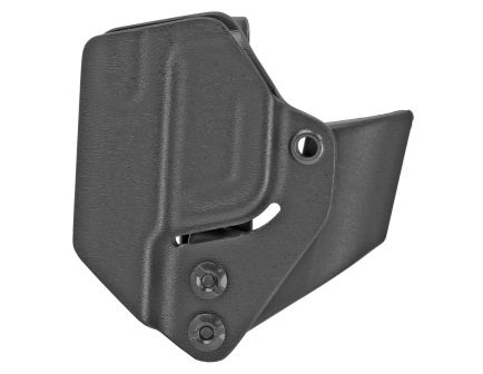 Mission First Tactical Minimalist IWB Holster For Ruger LCP II, Black Kydex - H2RLCP2AIWBM