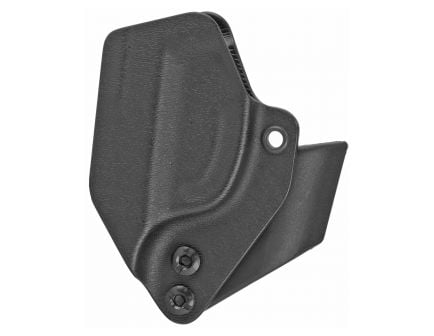 Mission First Tactical Minimalist IWB Holster For Ruger EC9/EC9S/LC9/LC9S, Black Kydex - H2RUEC9AIWBM
