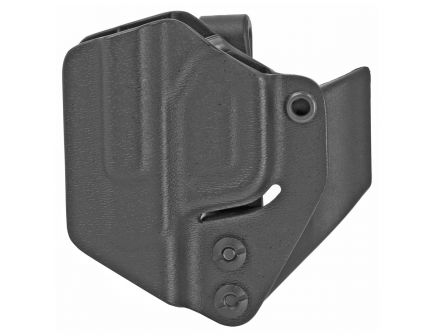 Mission First Tactical Minimalist IWB Holster For Springfield XDS 9mm/40Cal, Black Kydex - H2SFXDSAIWBM
