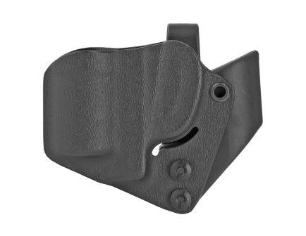 Mission First Tactical Minimalist IWB Holster For S&W J Frame Revolvers, Black Kydex - H2SWJAIWBM