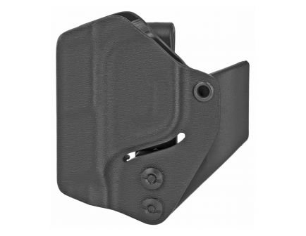 Mission First Tactical Minimalist IWB Holster For S&W Shield 9mm/40cal, Black Kydex - H2SWSHAIWBM