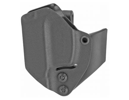 Mission First Tactical Minimalist IWB Holster For Taurus PT111/G2/G2C/G2S/G3/G3, Black Kydex - H2TG2AIWBM