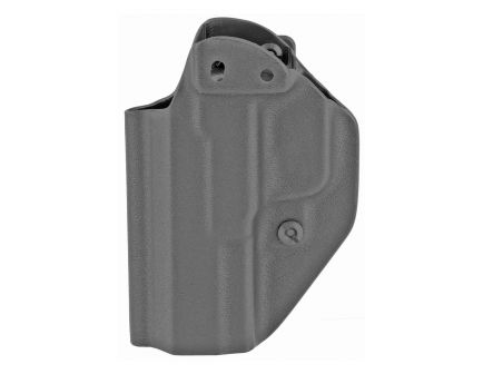 Mission First Tactical IWB Holster For Ruger Security 9 Compact, Black Kydex - HRUSEC9CAIWBA-BL
