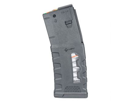 Mission First Tactical 30rd Extreme Duty Window 5.56 Magazine, Black - EXDPM556-W-BL