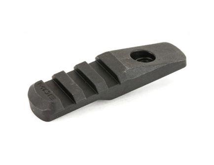 Magpul Industries MOE Cantilever Picatinny Rail, Fits MOE Hand Guard, Black - MAG437-BLK