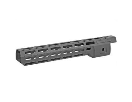 "Midwest Industries 13"" MLOK Aluminum Handguard Fits Ruger 10/22 Takedown, Black Anodized - MI-1022-13H"