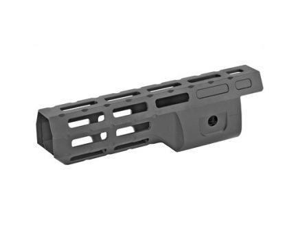 "Midwest Industries 8"" MLOK Aluminum Handguard Fits Ruger 10/22 Takedown, Black Anodized - MI-1022-8H"