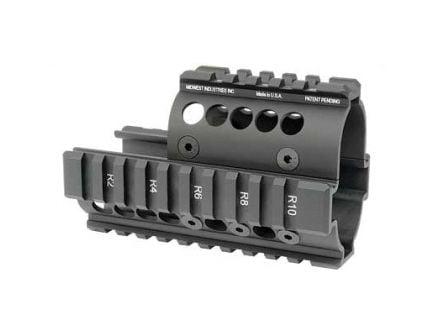 Midwest Industries 4-Rail Handguard Forearm for Mini Draco Pistol, Black - MI-AK-MD