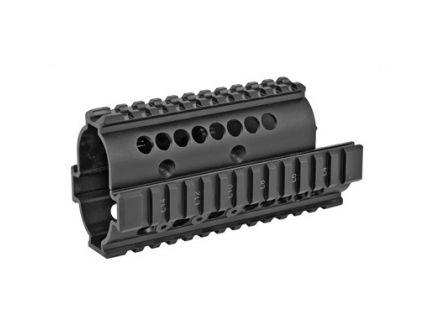 Midwest Industries Yugo M85/M92 Krinkov Handguard w/ Standard Topcover, Black - MI-AK-YK