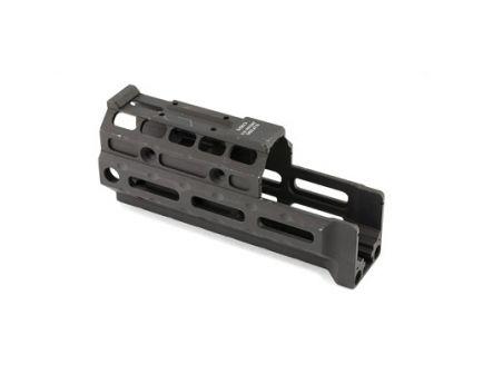 Midwest Industries Gen2 AK47/74 M-LOK Universal Handguard w/ MRO Top, Black - MI-AKG2-UMMRO