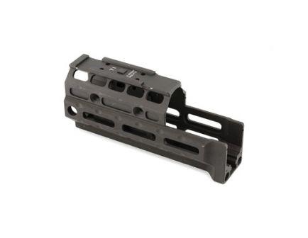 Midwest Industries Gen2 AK47/74 M-LOK Universal Handguard w/ T1 Topcover, Black - MI-AKG2-UMT1
