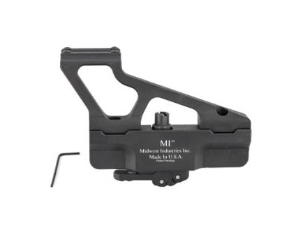 Midwest Industries AK Scope Mount Generation 2 For Trijicon MRO Fits AK 47/74 - MWMI-AKSMG2-MRO