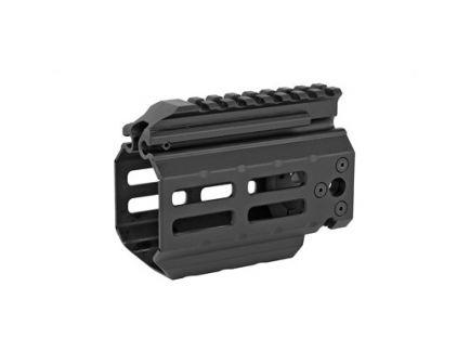 """Midwest Industries 4.25"""" M-LOK Handguard Fits CZ Scorpion, Black - MI-CZ4.25M"""