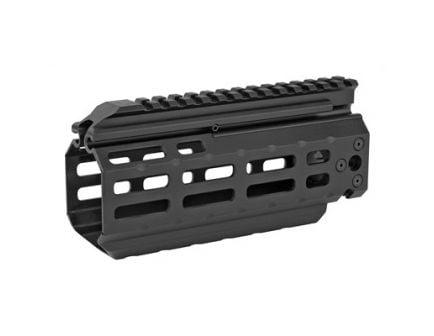 """Midwest Industries 6.75"""" M-LOK Handguard Fits CZ Scorpion, Black - MI-CZ6.75M"""