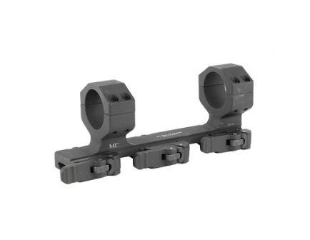 Midwest Industries Extreme Duty QD 30mm Scope Mount w/ 3 QD Levers, Black - MI-QD30XDSM