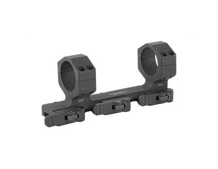 Midwest Industries Extreme Duty QD 35mm Scope Mount w/ 3 QD Levers, Black - MI-QD35XDSM