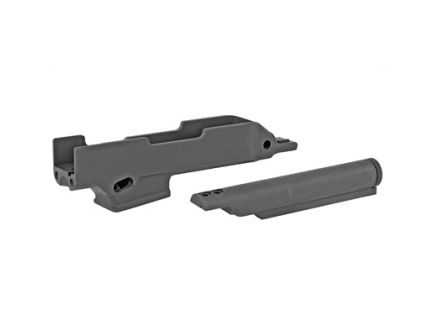 Midwest Industries Aluminum Chassis Fits Ruger PC Carbine, Black Anodized - MI-RPCC