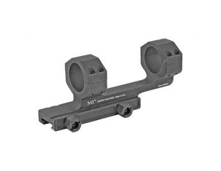 Midwest Industries 20 MOA Elevaton 30mm Aluminum Gen2 Scope Mount, Black Anodized - MI-SM30G2-20MOA
