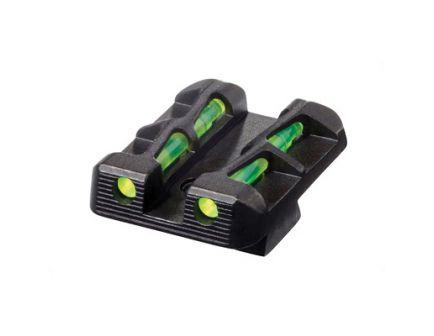 Hi-Viz Litewave Sig P Series Green/Red/Black Interchangeable Rear Sights - SGLW18