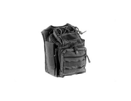 NCSTAR First Responder Utility Bag, Gray Nylon - CVFRB2918U