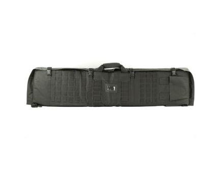 "NCSTAR 48"" Rifle Case w/ 66"" Shooting Mat, Urban Gray Nylon - CVSM2913U"