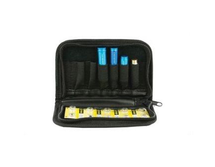 NCSTAR Laser Cartridge Bore Sighter Kit w/ 4 Cartridges 7MM Rem Mag/30-06 Sprg/308WIN./223REM, Red Laser - TLZSET