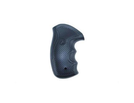 Pachmayr Diamond Pro Grip Fits S&W N Frame Round Butt, Black - 2480