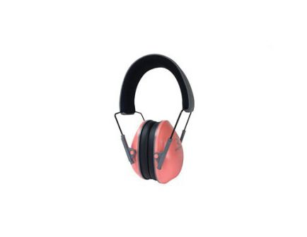 Radians Lowset NRR 21 Ladies Earmuff, Coral - LS0830CS