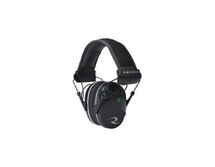 Radians R3200 Dual Mic NRR 23 Electonic Earmuff, Black - R3200ECS