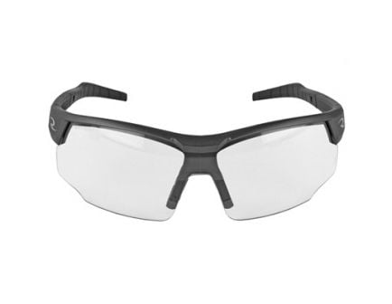 Radians Skybow Ballistic Rated Shooting Glasses With Rubberized Nosepiece, Clear - SB0110CS