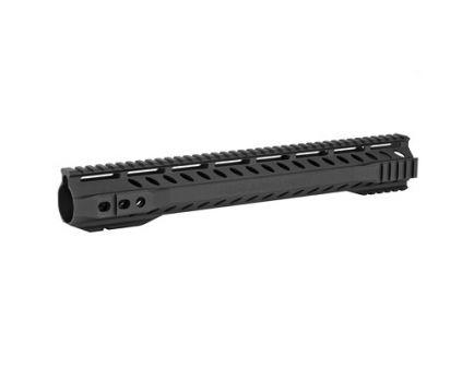 "Rise Armament 15"" Slimline Handguard Fits AR Rifles, Black - RA-901-150-BLK"