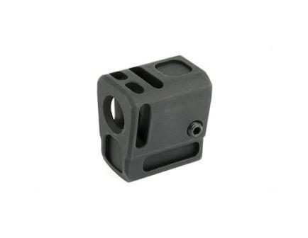 Samson Pocket Comp Muzzle Enhancer for M&P 9 Shield, Black - 04-06031-01