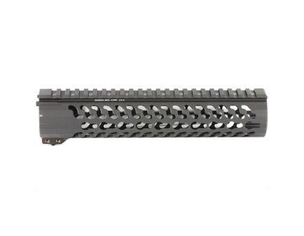 "Samson Manufacturing Keymod Evolution AR-15 Rail 10"" Mid-Length, Black - KM-EVO-10"