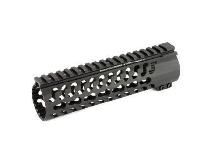 "Samson Manufacturing Keymod Evolution AR-15 Rail 7.6"" Carbine-Length, Black - KM-EVO-7.6"