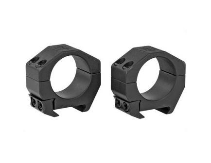 "Seekins Precision .82"" 30mm Low Scope Ring, Black - 0010620002"