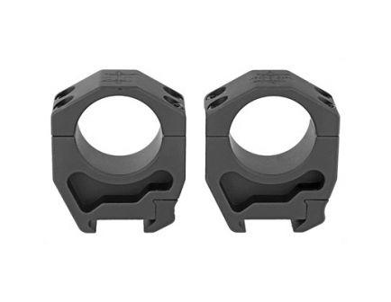 "Seekins Precision 1.26"" 30mm Extra High Scope Ring, Black - 0010620016"