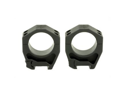 "Seekins Precision 1.26"" 34,, Extra High Scope Ring, Black - 0010630010"